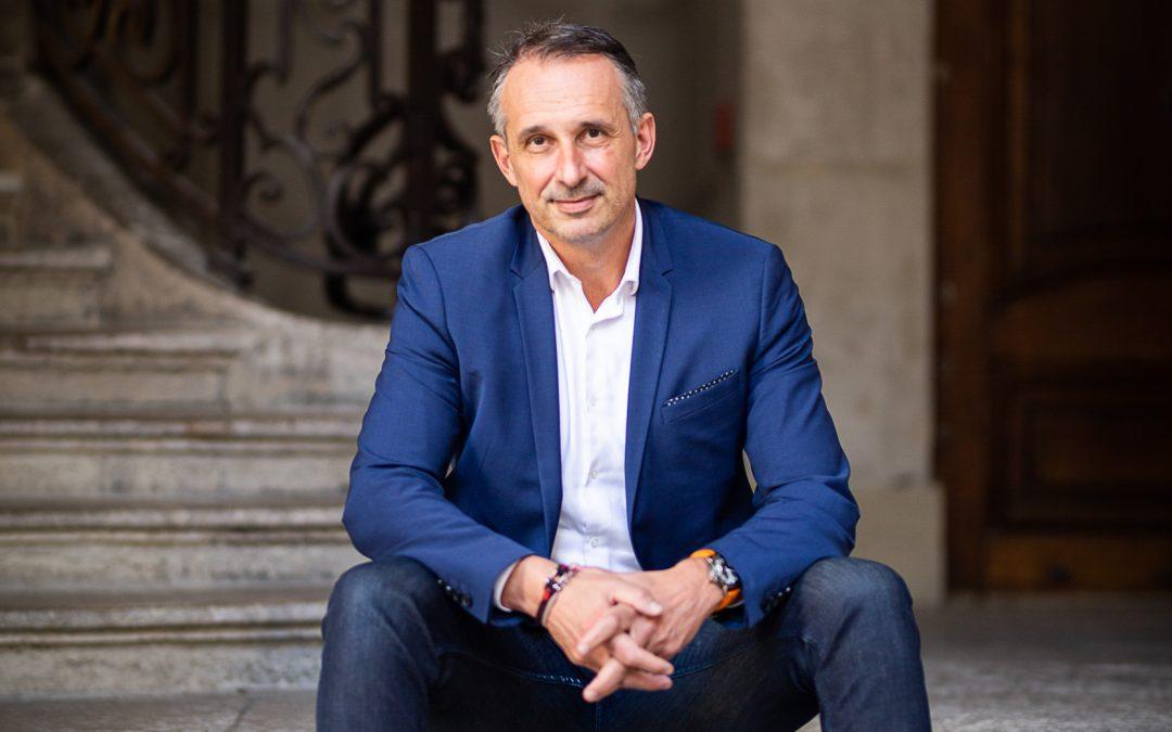 Interview de Philippe REYNAUD, Dirigeant-Fondateur de TRANSPARENCE